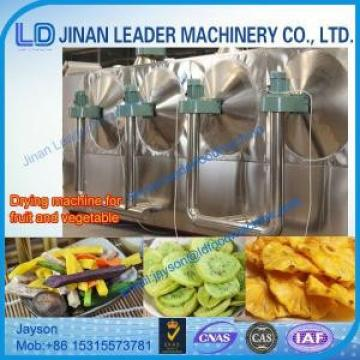 Stainless steel electrical oven food processing machine  machinery