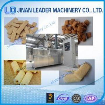 Easy operation puffed rice wheat corn extruder making machine