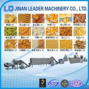 Stainless steel Chocolate Filling Snack Machine food processing equipments