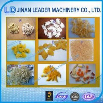 Factory price professional pasta machine manufacturing equipment