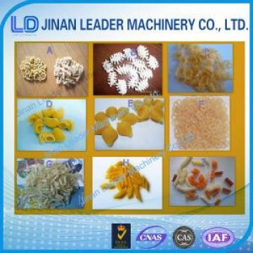 Multi-functional wide output range italian pasta macaroni food making machine