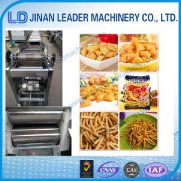 Automatic machine for food Fried wheat flour snack machinery crispy snack machine