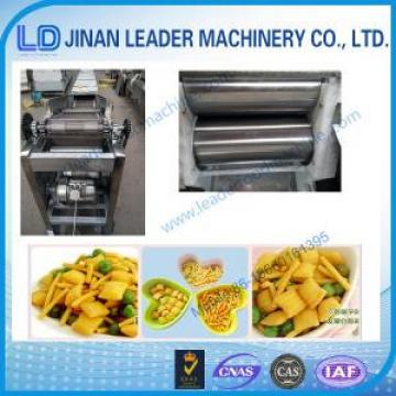 Industrial Fried wheat flour snack food extruder machine