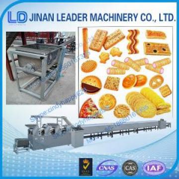 Factory price automatic biscuit making machine equipment