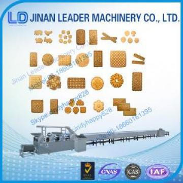 Small scale   Easy operation biscuit food processing equipment