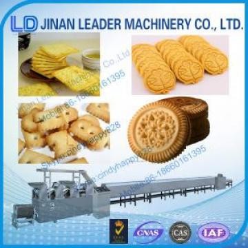 Stainless steel biscuit making machine industrial production line