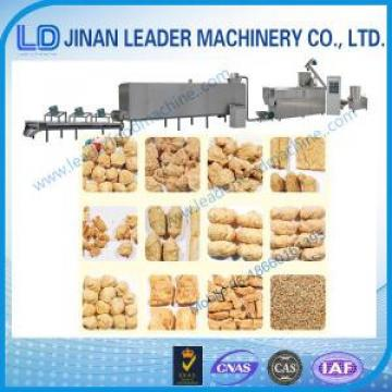 High efficiency vegetarian soya meat food processing equipment