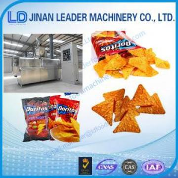 Stainless steel automatic Doritos Production Line making machine
