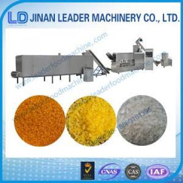 Artificial / Nutrition Rice Processing Line food making machine