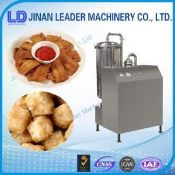 Easy operation automatic small snack food electric gas fryer machine