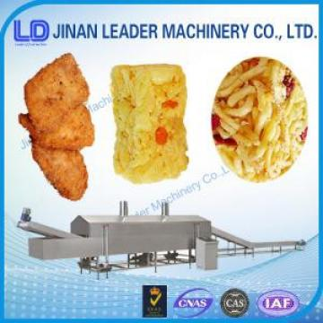 Easy operation pellet snack fryer machines for food processing