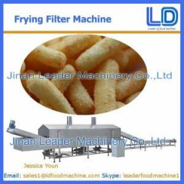 China Automatic Fried Oil Filter Machinery for sale