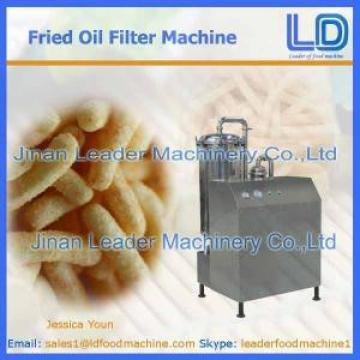 304 Stainless steel Automatic Fried Oil Filter Machine