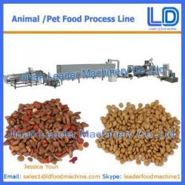 Cat,dog ,fish treats /pet food Processing Equipment