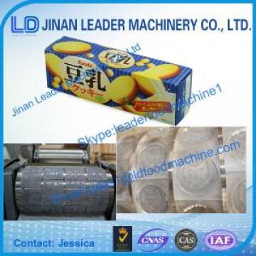 Automatic Biscuit Process Line / Biscuit making Machinery can change different moulds