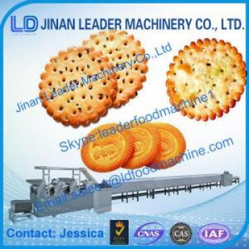 Automatic Biscuit Process Line 150-200kg/h output