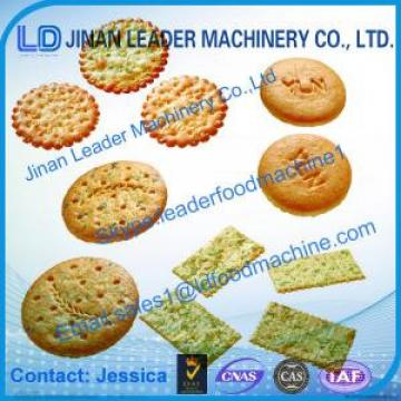 Automatic Biscuit Process Line / Biscuit making machinery with best quality