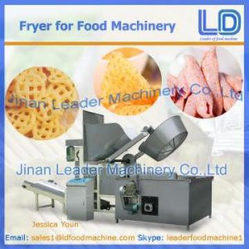 Batch Fryer for food machinery