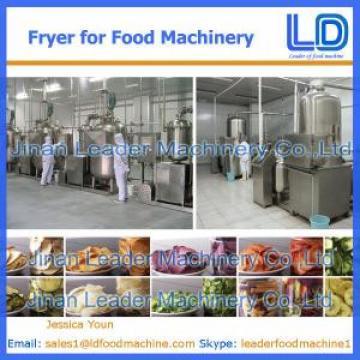 Big Capacity Automatic Fryer food machines price