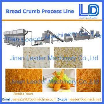 Bread crumb processing line/making machine