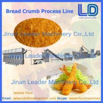 Bread crumb assembly line / making machine