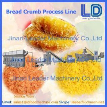 Bread crumb production line / machine