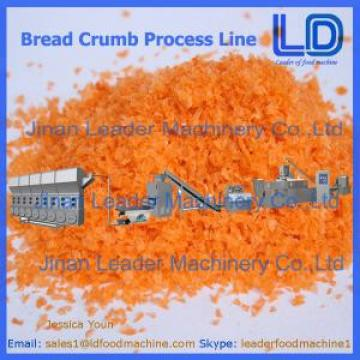 Bread crumb assembly line /machinery