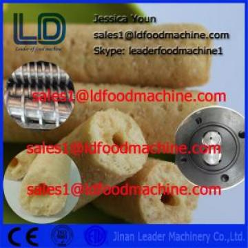 CE ISO Automatic Core Filled/Inflating Snacks Food Processing Equipment