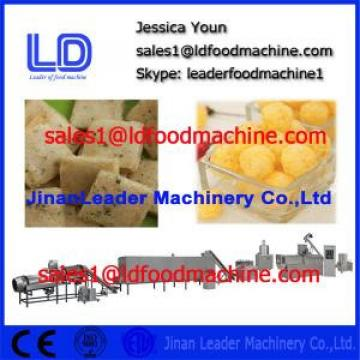 China Automatic Core Filled/Inflating Snacks Food making Machinery