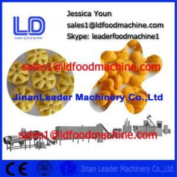 Leader Machinery Automatic Core Filled/Inflating Snacks Food making Machine