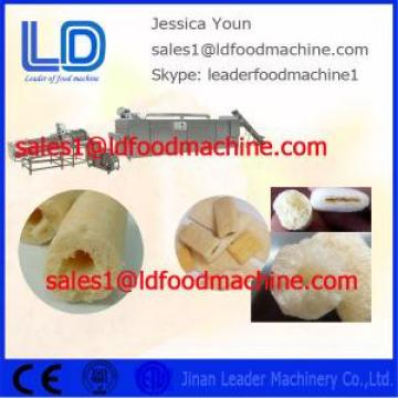 Big capacity Automatic Core Filled/Inflating Snacks Food Processing line
