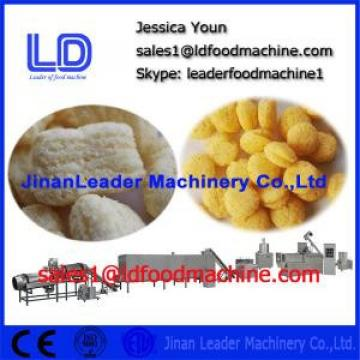Jinan Co-extruder Puffs Snacks Food processing equipment