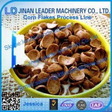 Corn flakes processing line, high wholesale cereals corn flakes machine