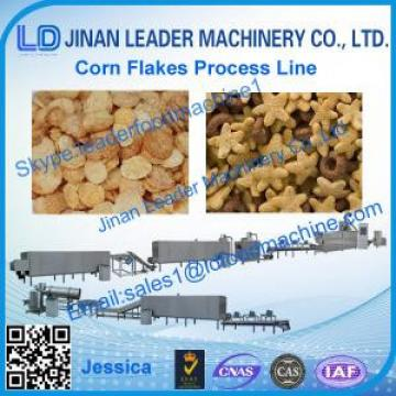 high wholesale breakfast cereals corn flakes machine