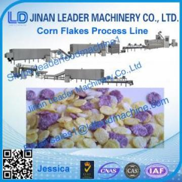 Corn flakes process line, high wholesale corns flake makeing equipment