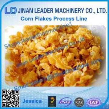 Corn flakes processing line,2015 hot sale corn flakes extrusion