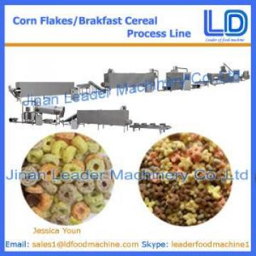 Automatic Corn Flakes /Breakfast Cereals Making Machines