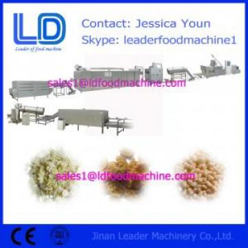 Corn flakes processing line,breakfast cereals making machinery
