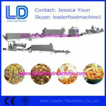 Corn flakes/breakfast cereals making machine
