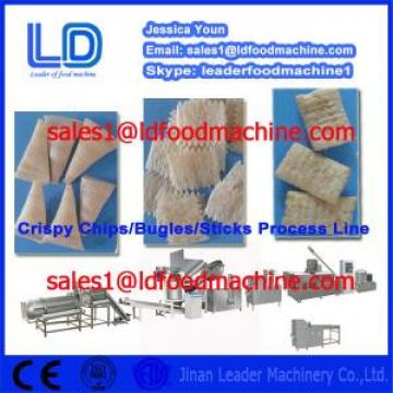 CE ISO Crispy chips /salad/bugles /sticks making machinery