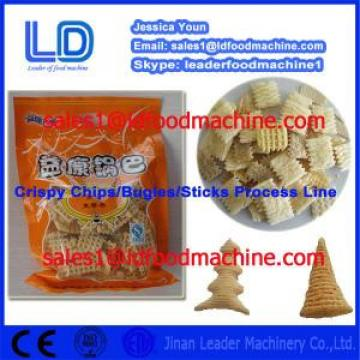 High Quality Crispy chips processing equipment,salad/bugles processing Equipment