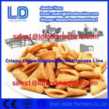 Hot sale Automatic Crispy chips processing line,salad/bugles making machinery