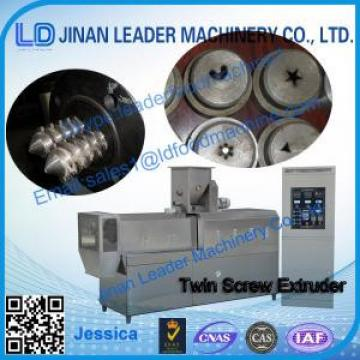 Twin Screw Extruder with Stainless Steel