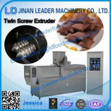 Double Screw Extruder of Leader Machinery