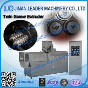 Double Screw Extruder for dog food