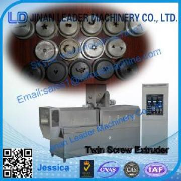 Double Screws Extruder of Jinan Leader Machinery