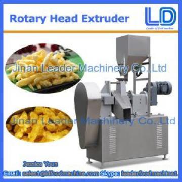 Rotary head extruderfor kurkure, cheese curls