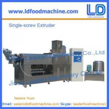2014 Hot sale Single Screw Extruder food machinery