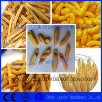 BIG CAPACITY FRIED WHEAT FLOUR CHIPS PROCESSING MACHINERY