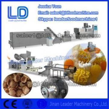 China Manufacturer FRIED WHEAT FLOUR CHIPS MAKING MACHINE